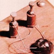 شناخت قطعات الکترونیک، تاریخچه اولین ترانزیستورها