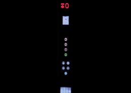 پنل تاچ برای آسانسور