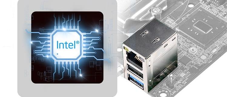 کنترلرهای شبکه اینتلآشنایی با قطعات الکترونیک