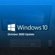 آپدیت اکتبر 2020 ویندوز 10